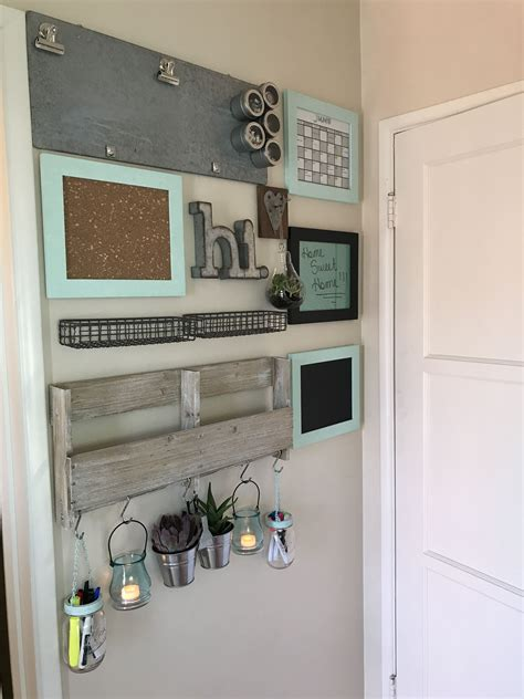 Diy Command Centers Kitchen