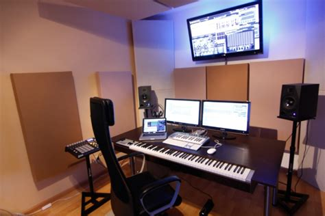 Diy Composer Workstation Desk