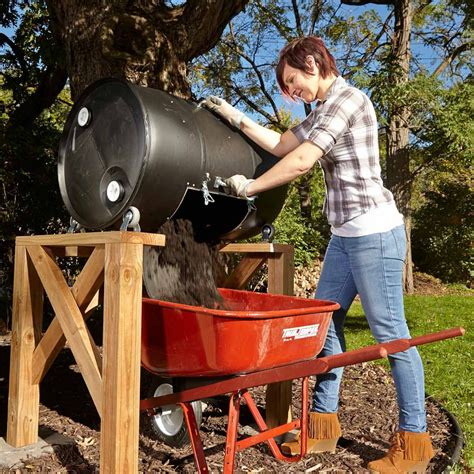 Diy Compost Bin Barrel