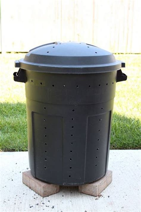 Diy Compost Bin Easy