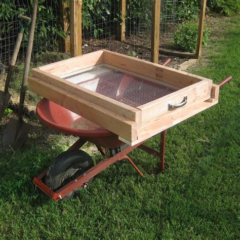 Diy Compost Screen