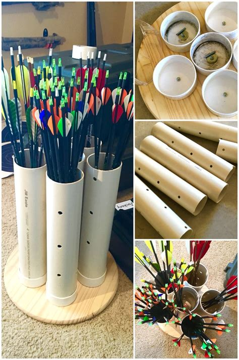 Diy Compound Bow Storage Ideas