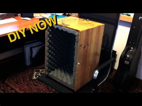 Diy Computer Isolation Box