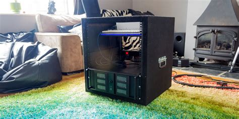 Diy Computer Rack Case