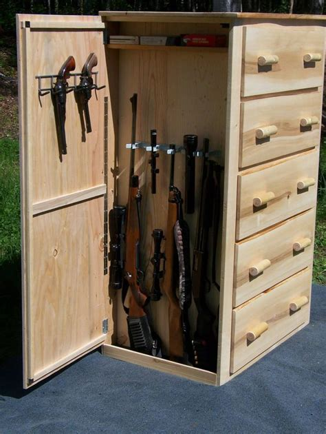 Diy Concealed Weapon Furniture