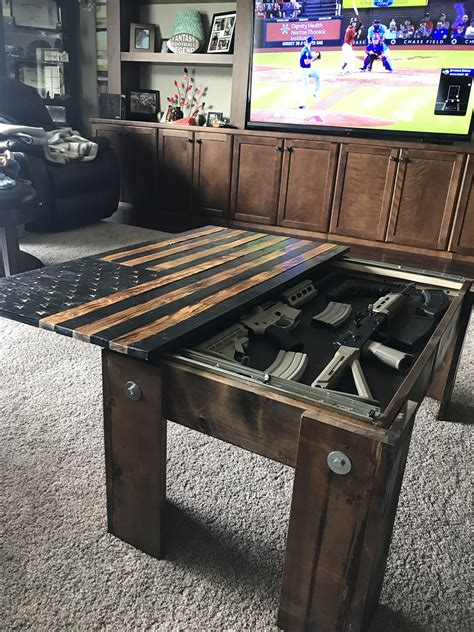 Diy Concealment Table
