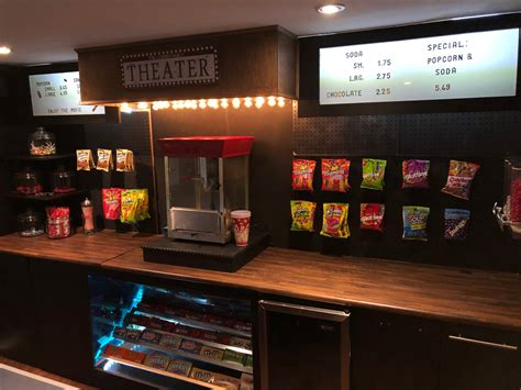 Diy Concession Stand Candy Counter At Sears