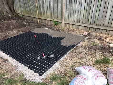 Diy Concrete Pad For Hot Tub