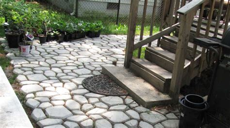 Diy Concrete Sidewalk Ideas