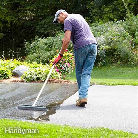 Diy Concrete Sidewalk Seal