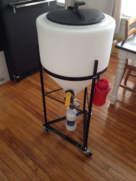 Diy Conical Fermenter Stand
