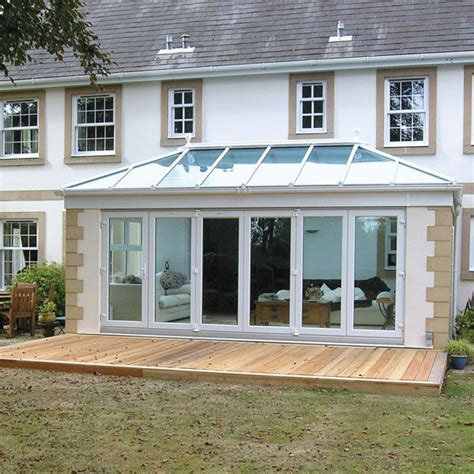 Diy Conservatories With Bifold Doors