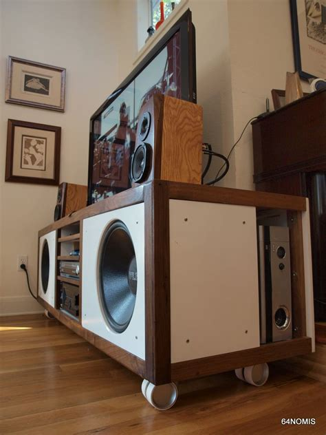 Diy Console Stereo Speakers