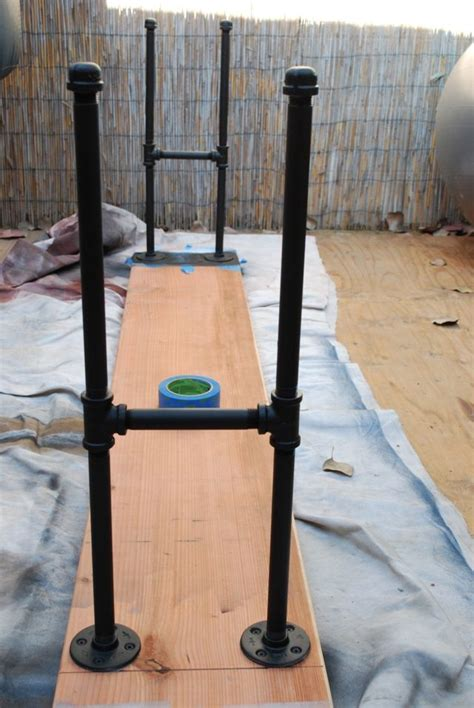 Diy Console Table How To Stabilize Blood
