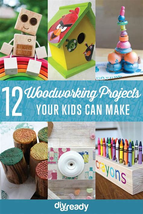 Diy Construction Projects For Kids