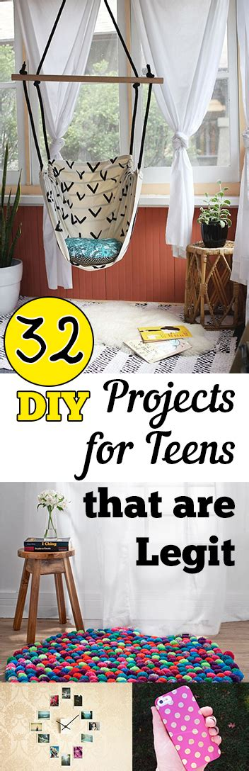 Diy Construction Projects For Teens