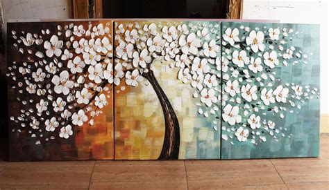 Diy Contemporary Painting On Canvas