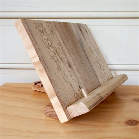 Diy Cookbook Stand 2by4