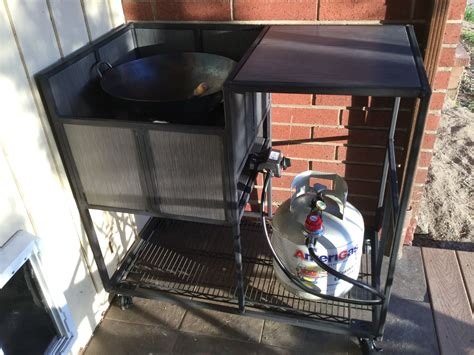 Diy Cooking Stand For Fuel Stoves