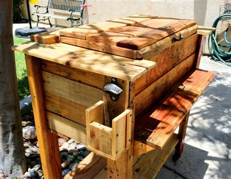 Diy Cooler Cart Hacks