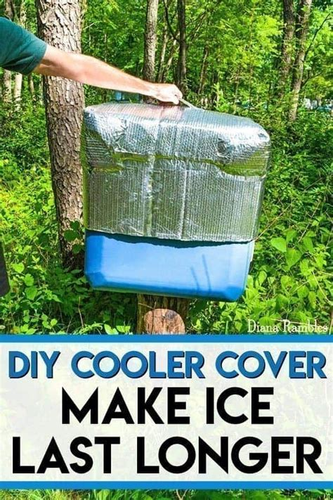 Diy Cooler Cover