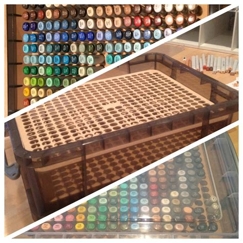 Diy Copic Marker Holder