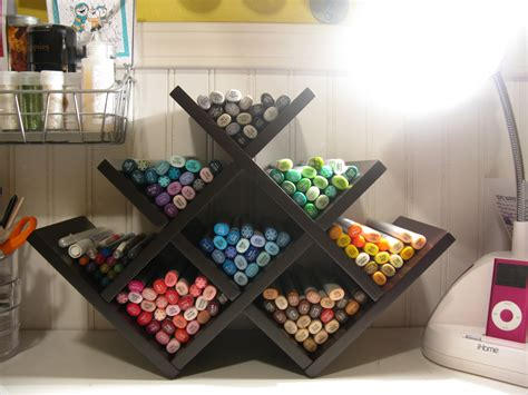 Diy Copic Storage