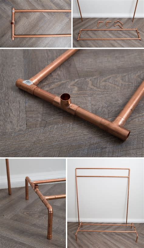 Diy Copper Pipe Table Stands