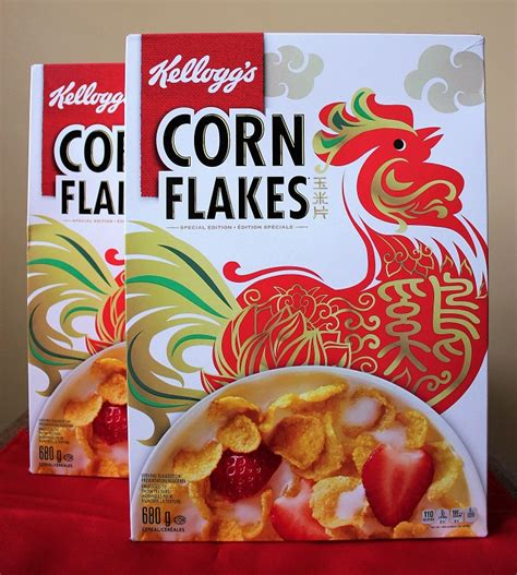 Diy Corn Flakes Box Rooster