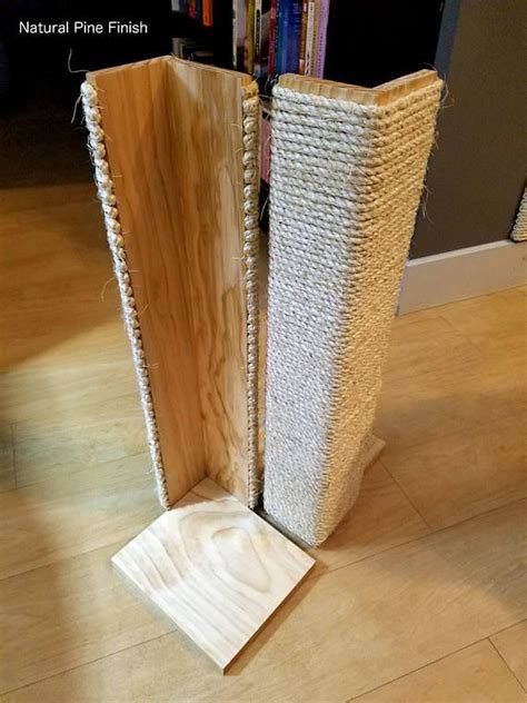 Diy Corner Couch Cat Scratcher