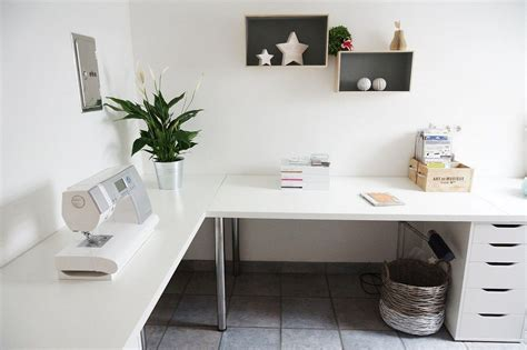 Diy Corner Desk Ikea For Two