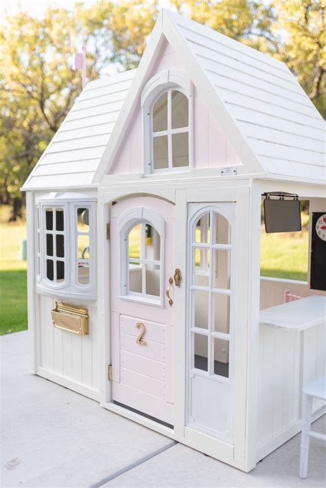 Diy Cottage Playhouse