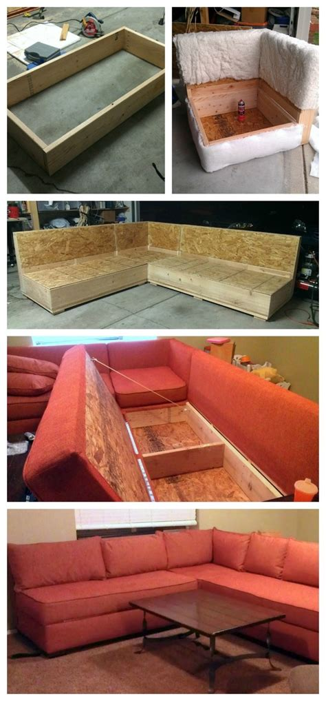 Diy Couch Base