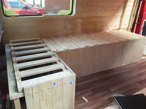 Diy Couch Bed For Cargo Van