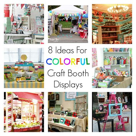 Diy Craft Booth