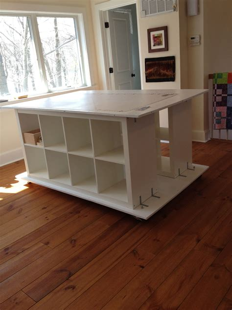 Diy Craft Cutting Sewing Table