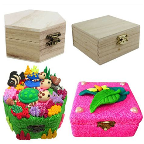 Diy Craft Jewelry Box