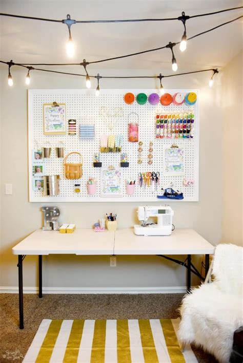 Diy Craft Room Ideas