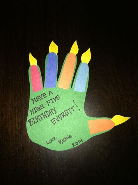 Diy Crafts For Birthday