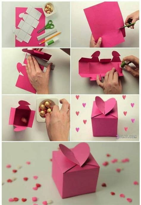Diy Crafts For Birthday Gifts Easy