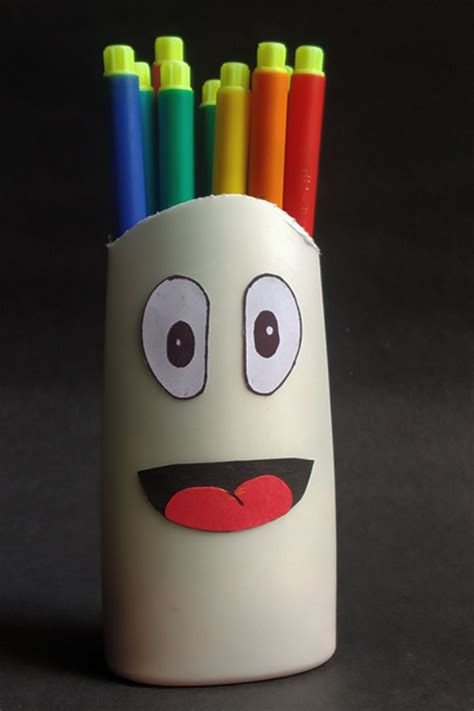 Diy Crafts Pen Stand