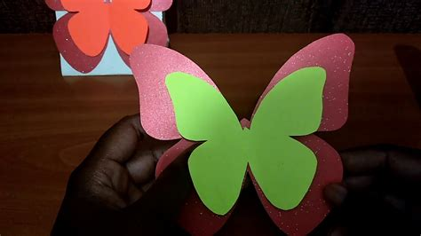 Diy Crafts Youtube Butterflies