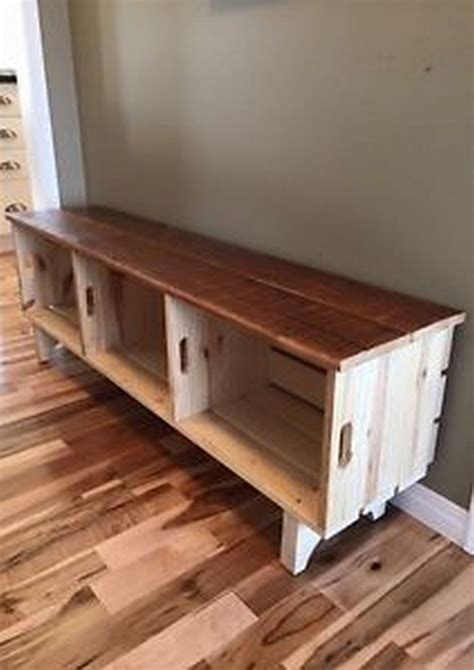 Diy Crate Benches