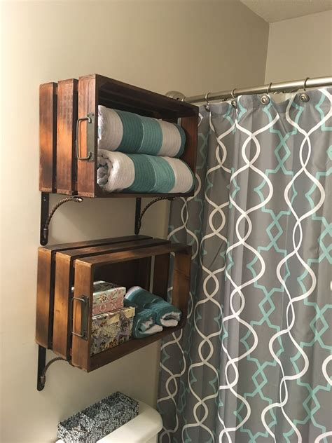 Diy Crate Shelf Ideas