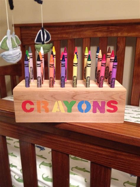 Diy Crayon Case