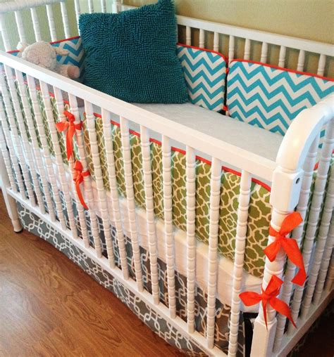 Diy Crib Bumpers