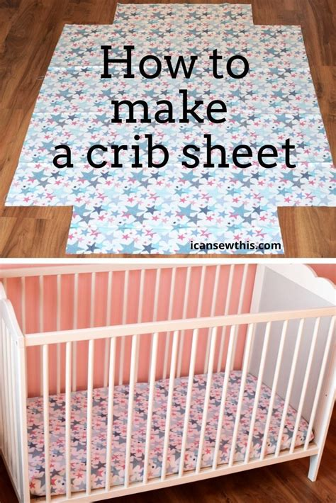 Diy Crib Sheet Measurements