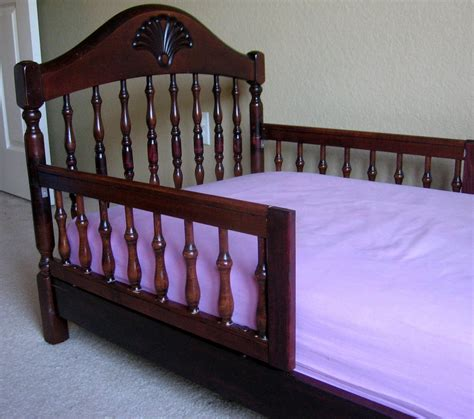 Diy Crib To Bed