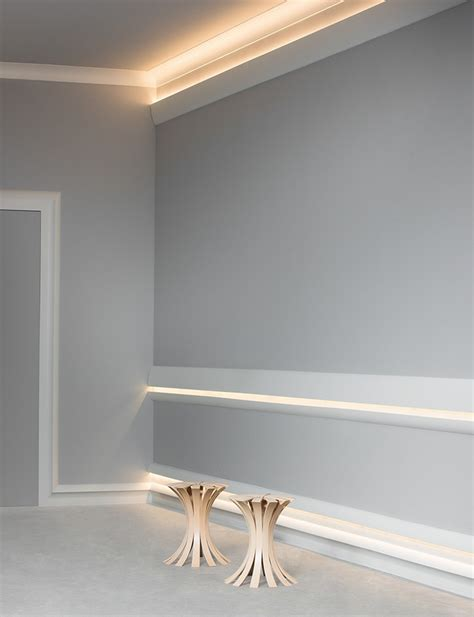 Diy Crown Molding Lighting