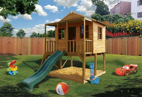 Diy Cubby House Plans Free